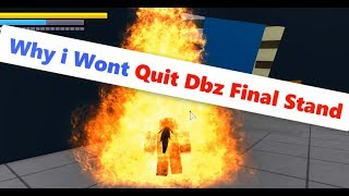 Why I Wont Quit Dragon Ball Z Final Stand