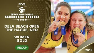 The Hague 4-Star 2019 - Women Gold - USA vs. BRA - Recap