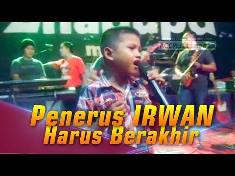 6 YEARS OLD, THE NEXT IRWA DA2 - HARUS BERAKHIR