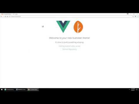 Introduction to Vuetober