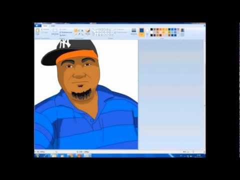 Como Transformar Fotos em Desenho com Programas Gratuitos. Vetor.