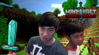 Minecraft The Hunger Games part 2 - Anh em đại chiến !!!