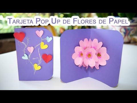 Xxx Mp4 Como Hacer Una Tarjeta Pop Up De Flores 3D De Papel 3gp Sex