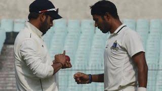Ranji Trophy : Ashok Dinda not happy with CAB,after Tamil Nadu match