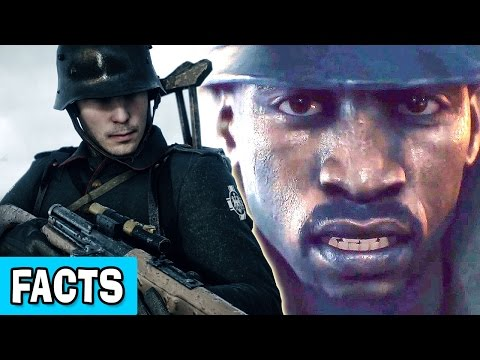 10 Unknown Facts About Battlefield 1