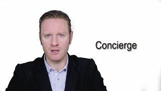 Concierge - Meaning | Pronunciation || Word Wor(l)d - Audio Video Dictionary