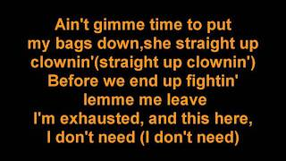 Chingy Ft. Tyrese - Pulling Me Back w/ Lyrics