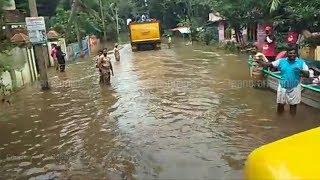 Flooded Chengannur
