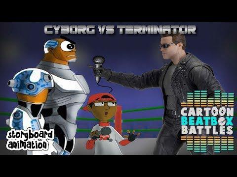 Xxx Mp4 Cyborg VS Terminator Cartoon Beatbox Battle Storyboard 3gp Sex