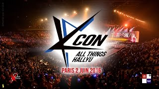 KCON France 2016 à Paris : reportage à l'AccorHotels Arena (French live report)