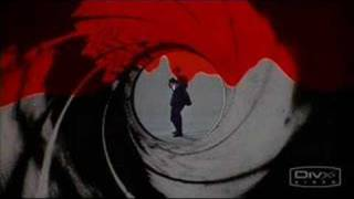 Roger Moore Gunbarrel TMWTGG - From Russia With Love