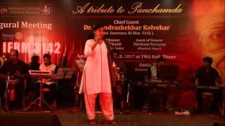 IFRM3142 singer: Shruti Gosavi...Ye ladka hai allah kaisa hai deewana..