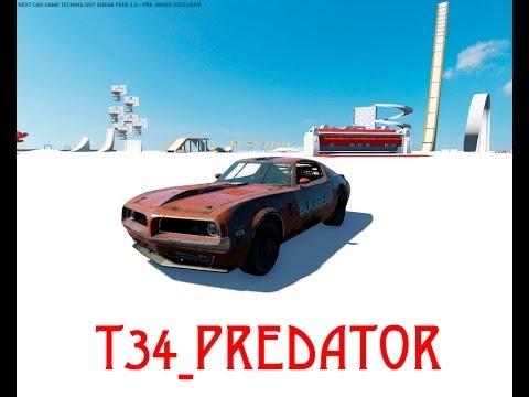 Next Car Game (NCG) Тест игры и ее движка