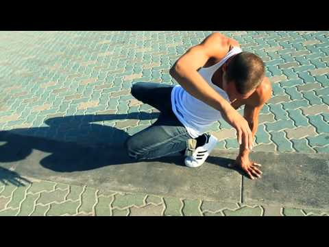 Six Step Tutorial pasos basico del 6 step como bailar break dance Como Hacer Breakdance