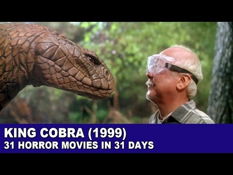 King Cobra 1999 31 Horror Movies in 31 Days