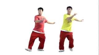 HOUSE DANCE ROUTINE - Choreography by Hoang Le Ung -