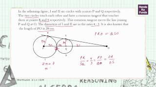 CAT 2015 Exam Online Coaching Preparation Material - Geometry - Handa Ka Funda (C04GE02-GE04)