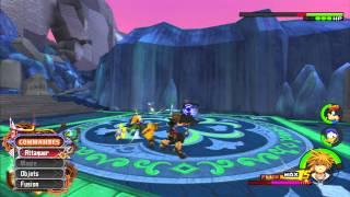 Kingdom Hearts -HD 2.5 ReMIX-: Demyx