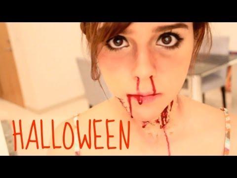 Xxx Mp4 ¿Cómo Hacer Heridas Y Sangre FÁCIL DIY Halloween Makeup 3gp Sex