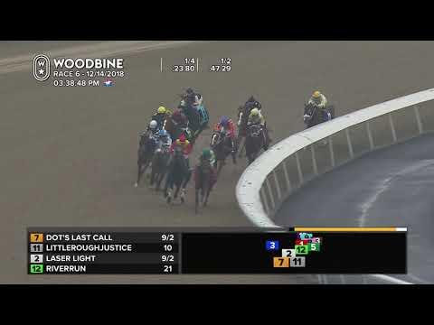 Woodbine, December 14, 2018 Race 6