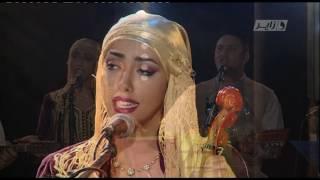 """فرقة الراشدية و النجمة منال حدلي في أغنية """"من زينو نهار اليوم"""" في بلاطو العيد مع ماليك سليماني"""