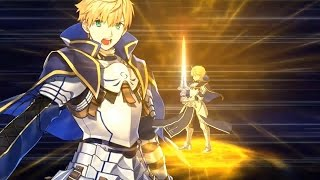 Fate/Grand Order • Arthur Pendragon【prototype】• Noble Phantasm + Extra Attack