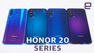 Honor 20 Pro hands-on: You'll forget it's not a flagship