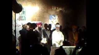Dr Tahir ul Qadri Hyderabad Deccan City Convention Center