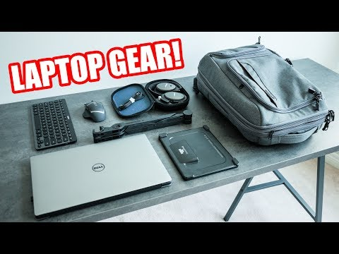Must Have Laptop Accessories Dream Laptop Battlestation Setup