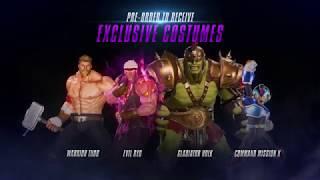 Marvel vs. Capcom: Infinite - Gameplay Trailer 5