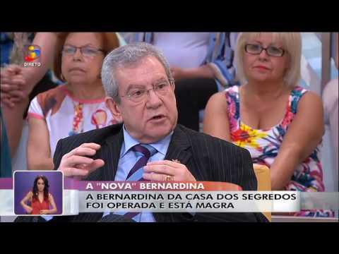 Dr. Moreira Martins no Você na TV - TVI