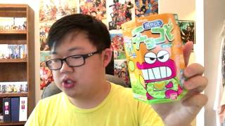 Unboxing Japanese Snacks (Okashi Connection)