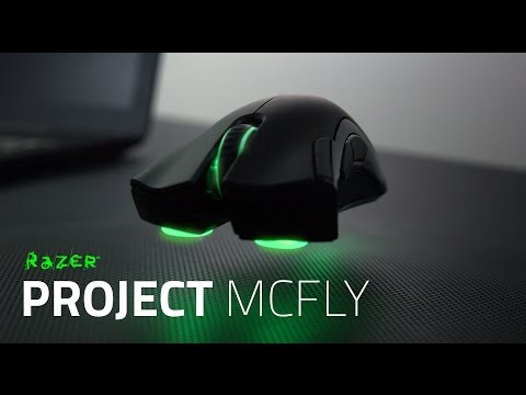 The Hovering Mouse Project McFly Razer