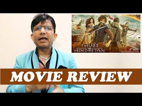 Xxx Mp4 Thugs Of Hindostan Review By KRK Bollywood Movie Reviews Latest Reviews 3gp Sex