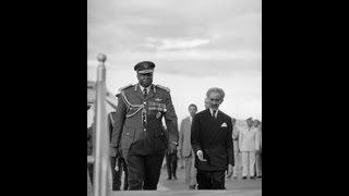 RAS TAFARI SALUTE: Idi Amin Dada. World Issues: Past, Present, & Future (