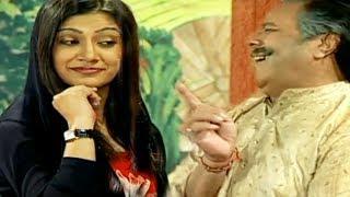 Girl Flirts with Old man | Chhumantar | Hindi Stage Comedy Drama | 5/21
