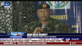 Niger Delta Security: JTF Explains Attack On Militants
