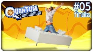 THE FLOOR IS LAVA SURFANDO SU UN DIVANO (finale) | Quantum Conundrum - ep. 05 [ITA]