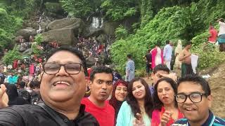Sylhet Maya water fall visit with Family on 5th Sept 2017