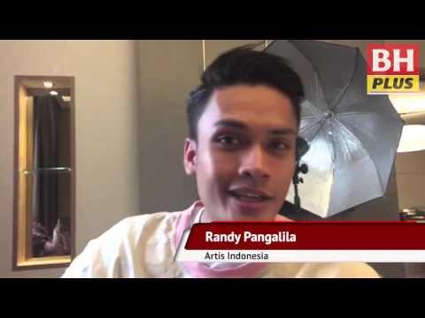 BHPLUS: Randy dan Elfira Loy sekadar teman rapat