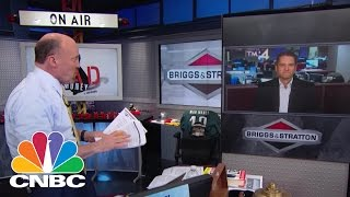 Briggs & Stratton CEO: Weathering the Weather | Mad Money | CNBC
