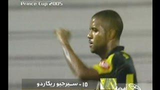 الاتحاد 5 و الطائي 1 دور الثمانية لكأس ولي العهد 2005 تعليق ناصر الأحمد