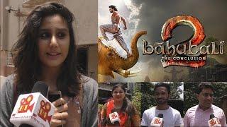 Bahubali 2 The Conclusion Second Show Public Review 2017
