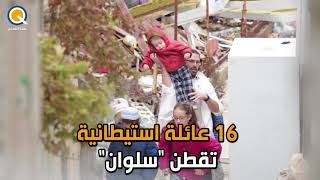 """وحش الديموغرافيا الصهيونية في سلوان وبناء""""دولة داوود"""""""