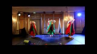 akshaya kathak- Haryana Folk  by AKSHAYA KUMAR.26TH JAN 2015 ,JNCC RUSSIA.