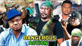 DANGEROUS ACTION 1&2 - Ken Eric 2018 Latest Nigerian Nollywood Movie