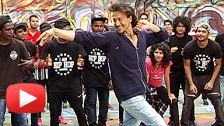 Tiger Shroff BEST DANCE LIVE At SO YOU THINK YOU CAN DANCE