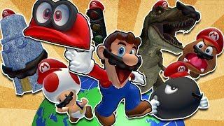 Stupid Mario Odyssey