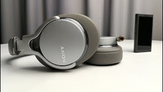 Sony MDR 1AM2 - Unboxing and Review