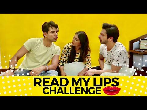 Xxx Mp4 Read My Lips Challenge Rimorav Vlogs 3gp Sex